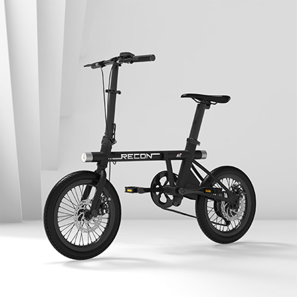 [RECON] AIR 20 FOLDING BIKE (36V 350W 7AH 14AH) 모든모터스